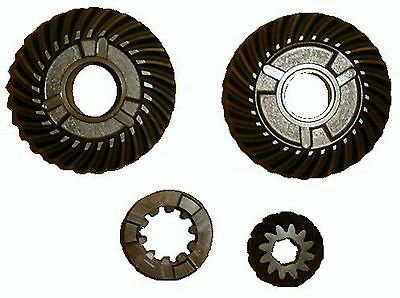 Gear Set with Clutch for Johnson Evinrude 3 Cyl 60-75HP Replaces 397338 318303