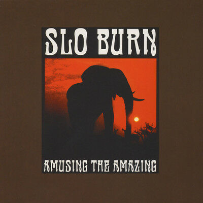 "Slo Burn - Amusing The Amazing (Vinyl 10"" - 1997 - EU - Reissue)"