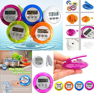 Kitchen Assistant Digital MAGNETIC Stopwatch Cooking Timer (A Must Have Gadget)