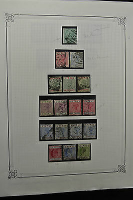 Lot 26135 Collection stamps of Cyprus 1880-1980.