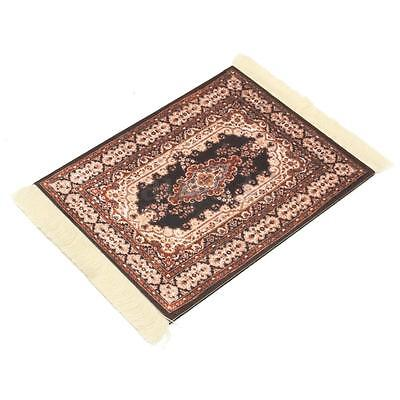 11''x7'' Persian Style Minature Woven Rug Mouse Pad Carpet Mousemat Best Gift
