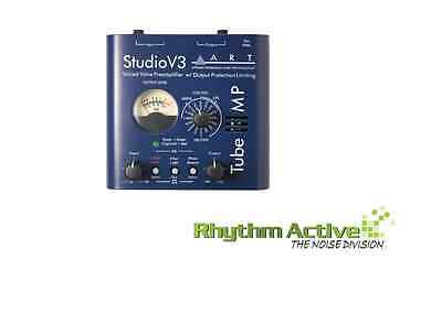 Art Tube Mp Studio V3 Mic/microphone Preamp With Variable Valve Voicing Amplfier