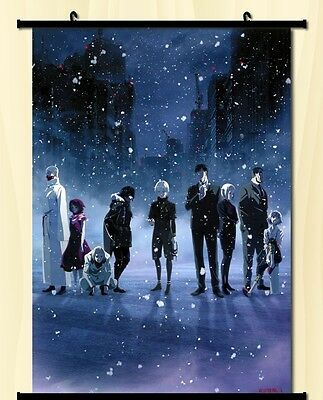 """Hot Japan Anime Cosplay Tokyo Ghoul Ken Home Decor Wall Scroll 8""""×12"""" 005"""
