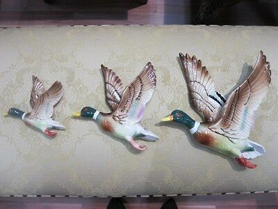 Repros, Mallard Flying Ducks,  Nostalgic item