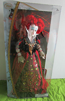 Collectible Disney's Alice Through The Looking Glass Red Queen  Doll