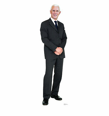 Mike Pence Cardboard Cutout Standup Standee Poster