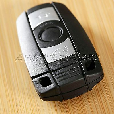 Replacement Car Remote Key Shell Case Fob for BMW 1 3 5 6 7 Series X5 6 Smart