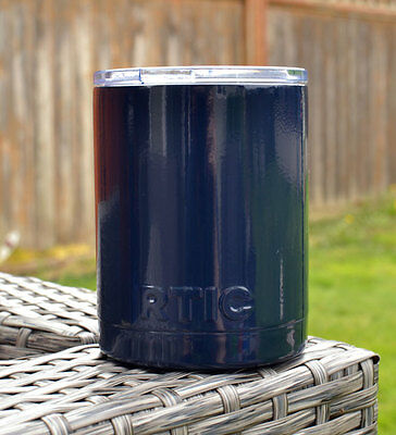 Dark Navy Blue Powder Coating Paint - New 1LB