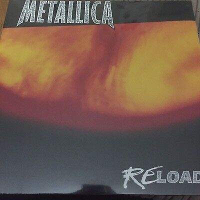 Metallica - Reload- 180g 2 X Vinyl LP - New + Sealed