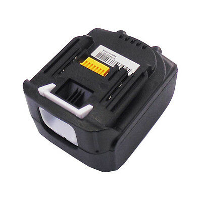 14,4V 3,0Ah Batterie pour Makita BL1415 BL1430 Lithium-ion 3000mAh neuf