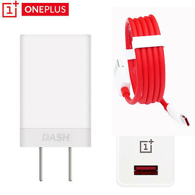 New Original Oneplus Dash Fast Charger Adapter Type-C Cable For Oneplus 3 A3000