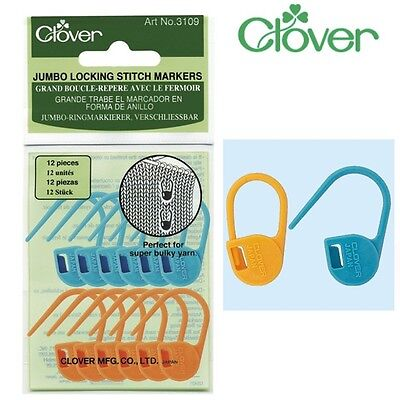 Marca Punti A Lucchetto Jumbo Clover 3109