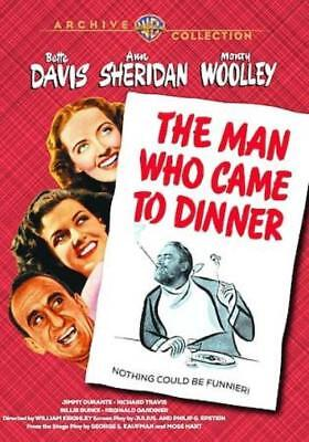 Man Who Came To Dinner New Region 1 Dvd