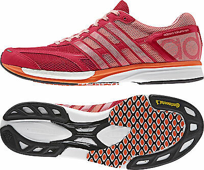 adidas Adizero Takumi Ren Boost 3 Mens Running Shoes - Red