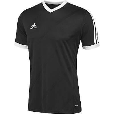 Adidas Tabela 14 Short Sleeve Mens Jersey - Black