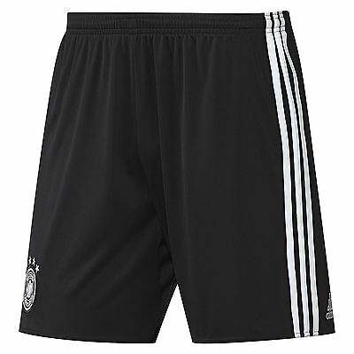 adidas Childrens Kids Football Soccer Germany Home Shorts Bottoms Pants 2016