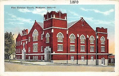 Sears Lawton Ok >> Oklahoma, US States, Cities & Towns, Postcards, Collectibles • 8,836 Items - PicClick