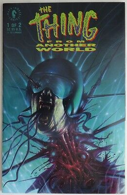 1991 The Thing From Another World #1   -  Vf                          (Inv11417)