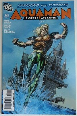 2006 Aquaman Sword Of Atlantis #43   -  Nm                          (Inv11502)