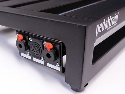 3-Port Side-Mountable Interface Patch Panel Kit For Pedaltrain Boards