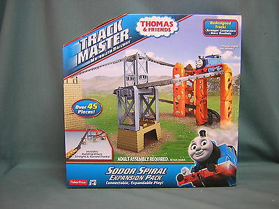 Thomas & Friends Trackmaster Sodor Spiral Expansion Pack