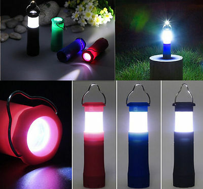 3W Tent Camping Lantern hot Light Hiking LED Flashlight Torch Outdoor Lamp