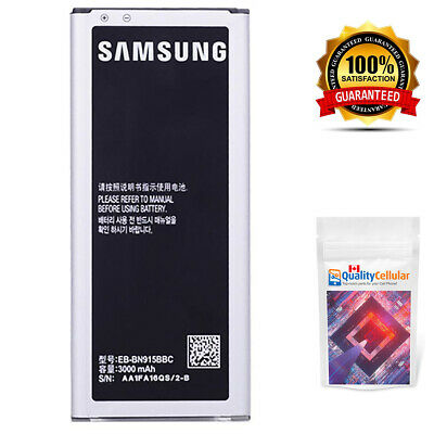 Original Samsung Galaxy Note Edge EB-BN915BBC battery 3000 mAh SM-N915W8 SM-N915