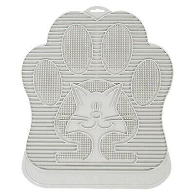 Omega Paw -Cat Paw Cleaning Mat, Reduce Litter Tracking, Suits Roll'n Clean Box
