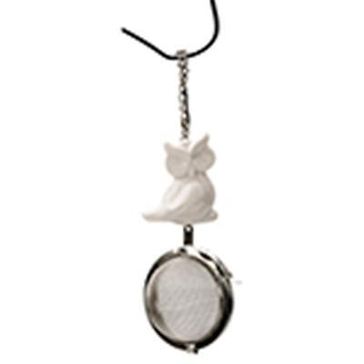 Frontier Natural Products 227877 Tea Infuser With Owl Charm