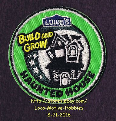 LMH PATCH Badge  2014 DRAGON 2 TOOTHLESS How Train Your LOWES Build Grow Clinic