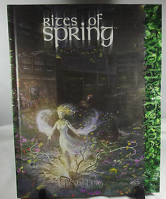 Changeling The Lost : Rites of Spring  - TOP