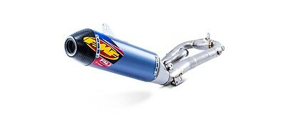 FMF Racing Exhaust Anodized Factory 4.1 RCT Full System Yamaha YZ250F 044431