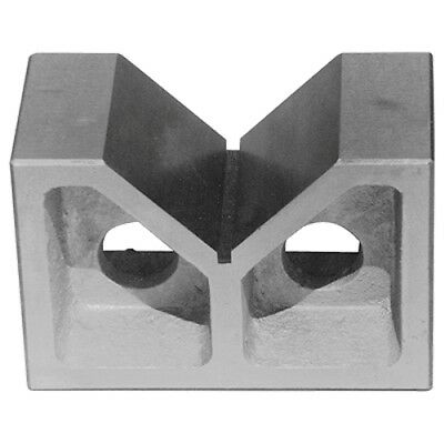 "8 X 4 X 5-1/2"" Cast Iron V Block Set (3402-1008)"