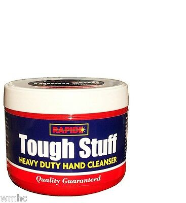 Tough Stuff Heavy Duty Hand Cleaner CLEANSER Removes Paint Grease Oil etc