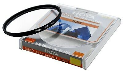 Hoya 52mm HMC (c) Multi-Coated UV Digital SLR HDSLR Slim Frame Filter  A-52UVC