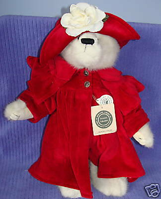 Boyds Bear Francesca Laflame Retired Collectible Nwt