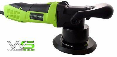 "5"" Variable Speed Random Orbit Dual-Action Polisher - Waxedshine"