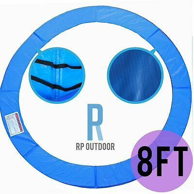 NEW Replacement Trampoline Spring Safety Pad Cover Round/Circle Spare 8ft foot