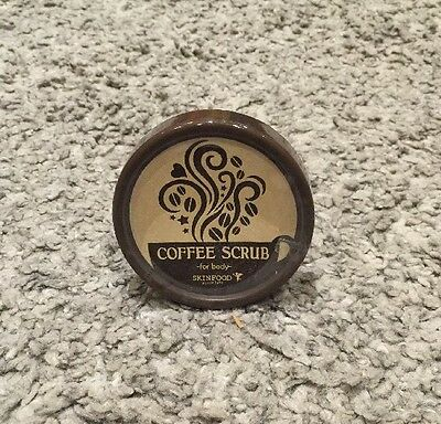 Skinfood Coffee Scrub For Body - MELB SELLER