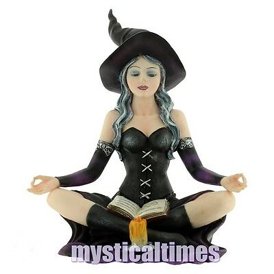 New * Aradia *  Witch Statue Figurne Ornament From Nemesis Now With Free Post