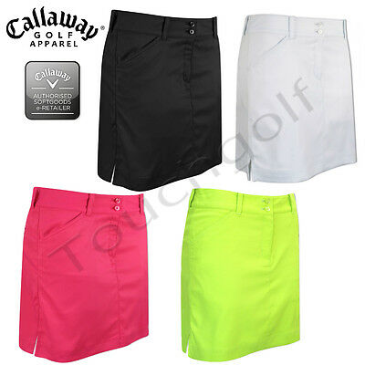 "Callaway Women/Ladies Sports Performance 18"" Chev II Skort -BFFB0081-New."