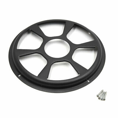 "10"" Car Audio Speaker Mesh Sub Woofer Subwoofer Grill Dusty Cover Protection"