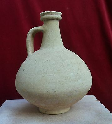 Top quality Roman ceramic cream ware jug 100-200 AD