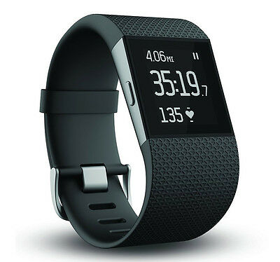 Fitbit Surge Fitness Watch (Brand New Replacement)
