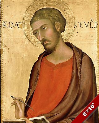 ST PAUL APOSTLE OF JESUS CHRIST MARTYRDOM PAINTING BIBLE ART REAL CANVAS PRINT