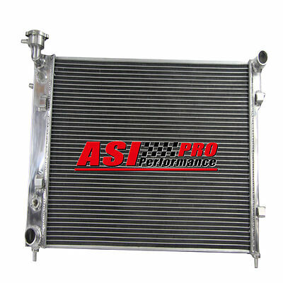 PRO 3.8L 52mm Aluminum Radiator For 2002-04 Holden VY Commodore V6 AUTO/MANUAL