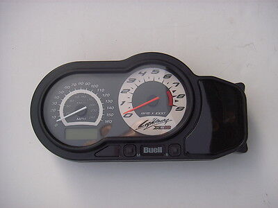 NEW Genuine Buell XB12 Lightning Speedometer Assembly MPH/KPH Y0500.5AC