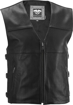 Highway 21 12 Gauge Vest Black 4X