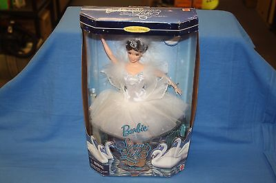 Mattel Barbie as Swan Queen in Swans Lake Doll ~Make Offer~ *Free Shipping*