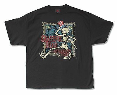 Grateful Dead Shakedown Street Mens Black T Shirt New Official